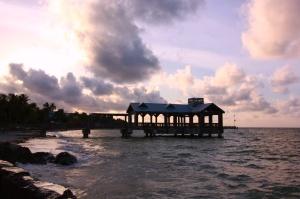 Dawn at Key West