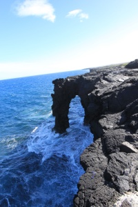 Holei sea arch