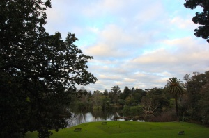 Ornamental Lake, Melbourne Botanical Gardens