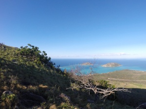 View over Lizard Island