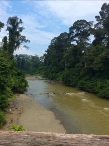Sabah's second longest river
