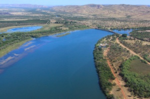 Lake Kununurra and Diversion Dam