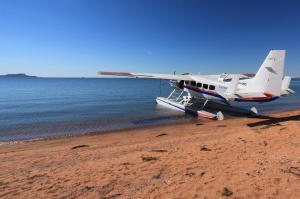 Kimberly Air Tours Float Plane