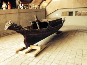 Boat, Sabah Museum
